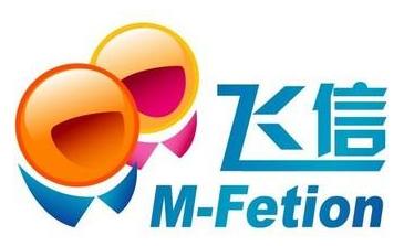 飞信logo