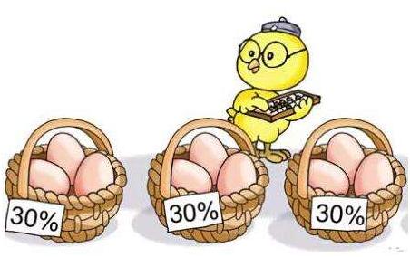 别把鸡蛋放在一个篮子里