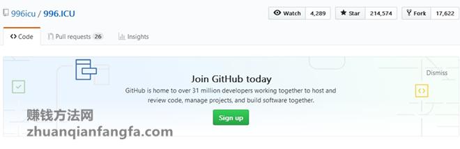 996.icu的github项目